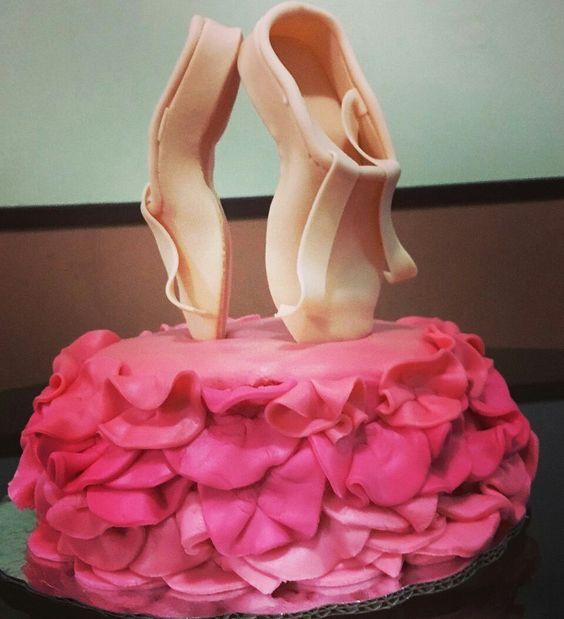 Queque de ballet