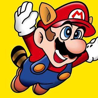 Happy birthday Mario