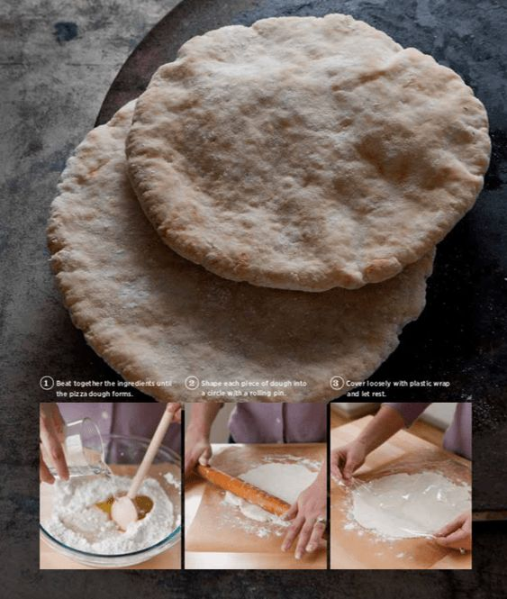 Perfect Pizza Crust - Silvana's Kitchen