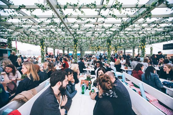 6 Chic New Rooftop Restaurants and Bars to Visit This Summer in London, Los…