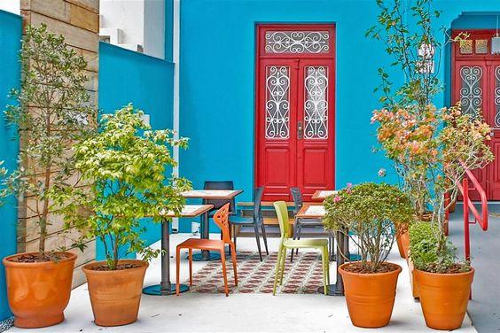 Coisa Minha, Casa: Para dar boas vindas = porta vermelha! *-*