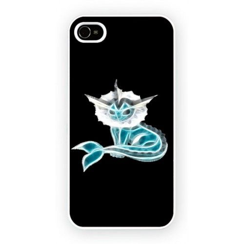Pokemon Vaporeon iPhone 4/4S and iPhone 5 Cases