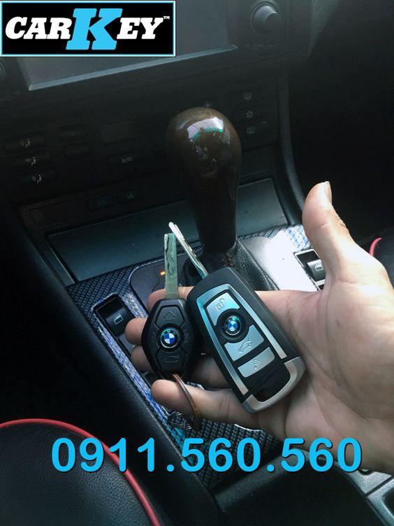 Làm Chìa Gập BMW E64