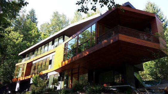 The Cullen House A K A Hoke House Portland Or