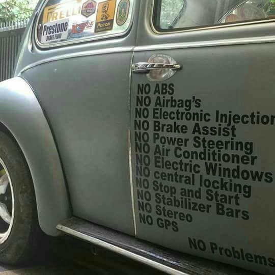 No problem | VW | Volkswagen new beetle, Vw beetles, Volkswagen