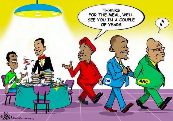 Now the elections are over, it's back to normal says YALO