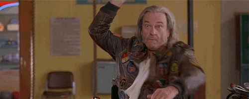 if you can dodge a wrench you can dodge a ball gif