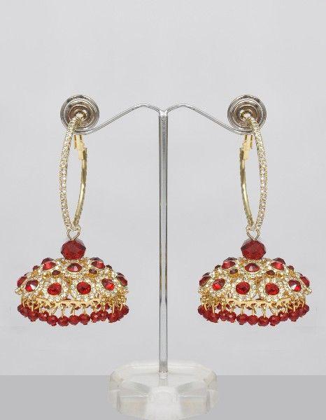 Indian Jhumka Earrings