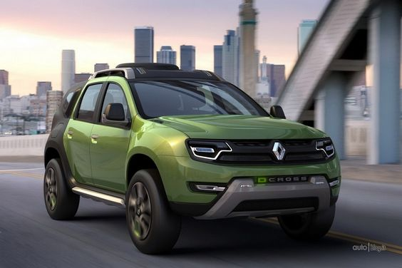 Renault Duster Customization By German Tuners