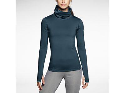 Nike+Pro+Hyperwarm+Infinity+Women's+Training+Shirt