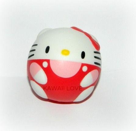 Rare Kawaii Squishy Websites : Kawaii Kitty Ball Squishy Squishies Pinterest Products, Kawaii and Hello kitty
