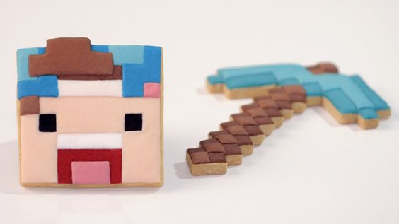 JOEY GRACEFFA MINECRAFT COOKIES!
