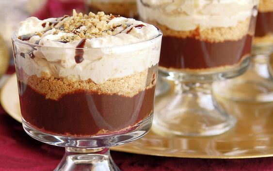 10 Simple Desserts in a Cup: Trifles and Tiramisus