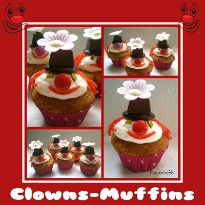 'Clowns-Muffins'