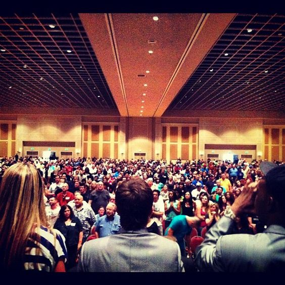 More then 2,600 people at our regional event last weekend!! which event are you gearing up for???!!! #ViLife #ViSalus #boom