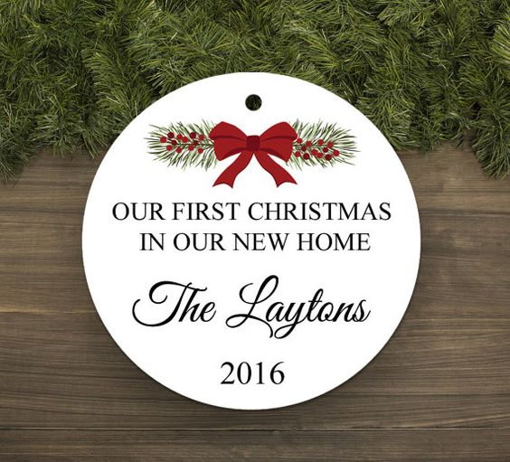 Hey, I found this really awesome Etsy listing at https://www.etsy.com/listing/470033078/our-first-christmas-in-our-new-home