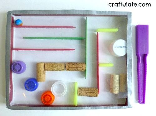 Diy Marble Run Marble Run Marbles Crafts Diy Marble