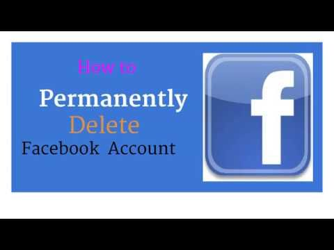 How To Permanently Delete A Facebook Account Close Facebook Account Delete Facebook Allianz Logo Facebook