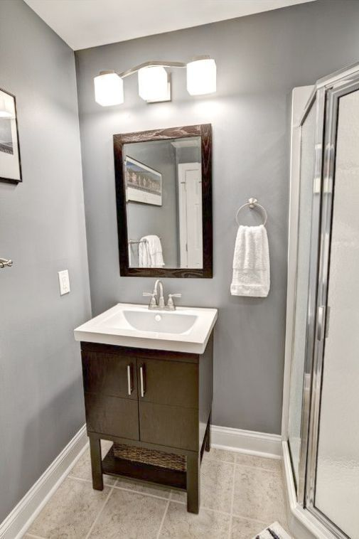 Bathroom Floor Remodel Different Styles And Material Bathroom Remodel Basement Bathroom Remodeling Basement Bathroom Design Small Basement Bathroom
