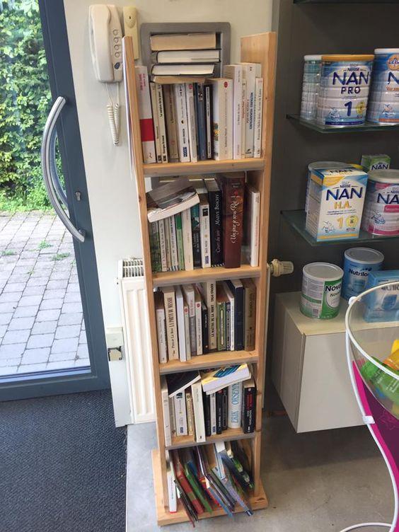 boîte à livres Gembloux 6