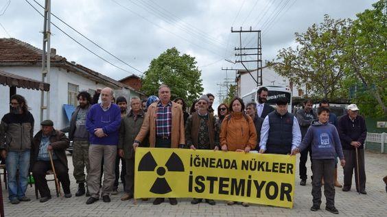 Devriye Haber : Kırklareli'nin Demirköy ilçesinde,Çernobil Felaket...