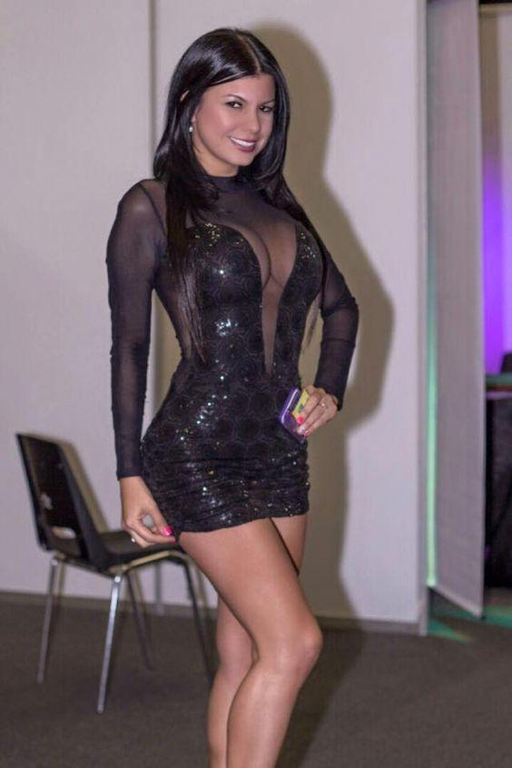 Lina Margarita Gonzalez, modelo colombiana - Colombia