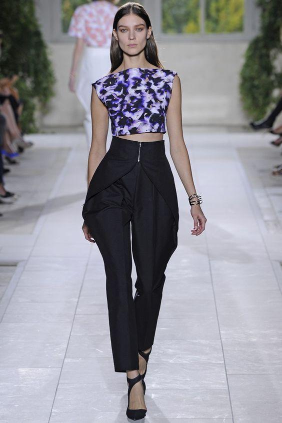 Balenciaga RTW Spring 2014 - Slideshow - Runway, Fashion Week, Reviews and Slideshows - WWD.com Paris