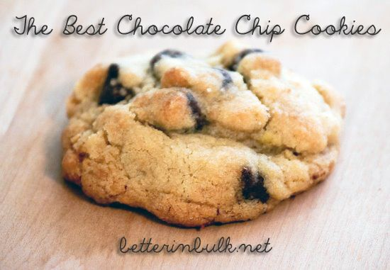 Best Chocolate Chip Cookies?