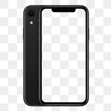 Iphone Xs Xs Max Jet Black Mockup Png And Psd Iphone Mockup Phone Template
