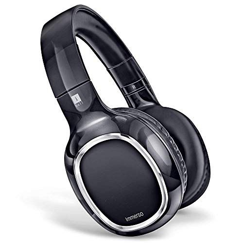 Iball Immerso Premium Bluetooth Headphone With Mic At Rs 899 From Amazon Headphone With Mic Wireless Headphones With Mic Headphone