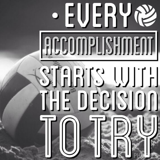 Poems About Sports: Volleyball | Quotes N Poems