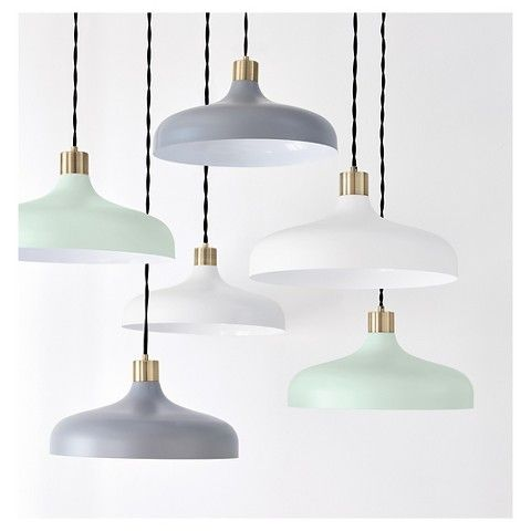 Target Light Pendants   Mint. Crosby Collection Large Pendant Light   Threshold    Grey