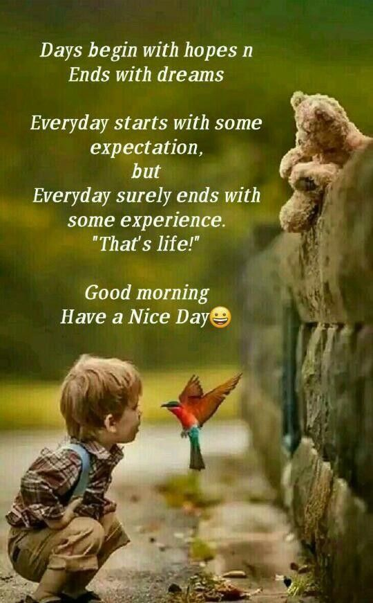 Have A Beautiful Day My Friend Good Morning Quotes Cute
