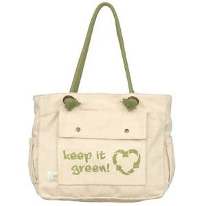 Great organic diaper bag from dandelion!  I use this diaper bag even when I am not with baby.