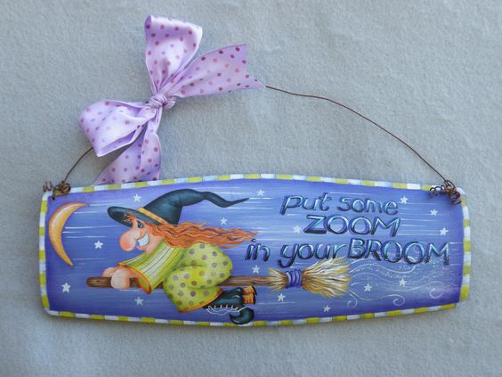 This ain't no car commercial....put some ZOOM in your broom.  New design...unpublished