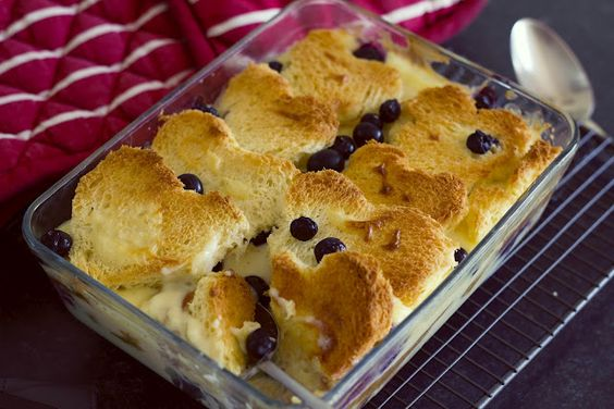 Bread and Butter Pudding xx