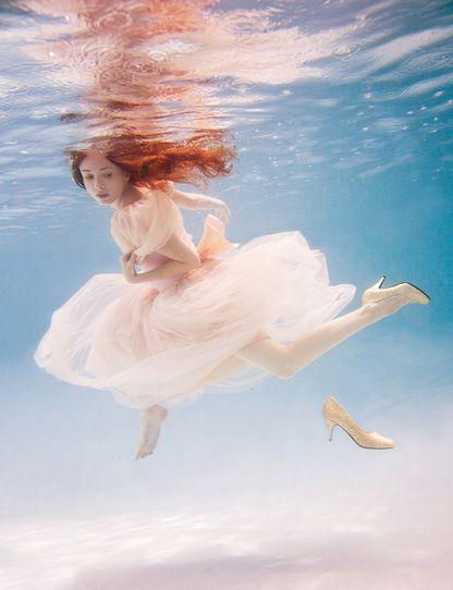 underwater creative photography