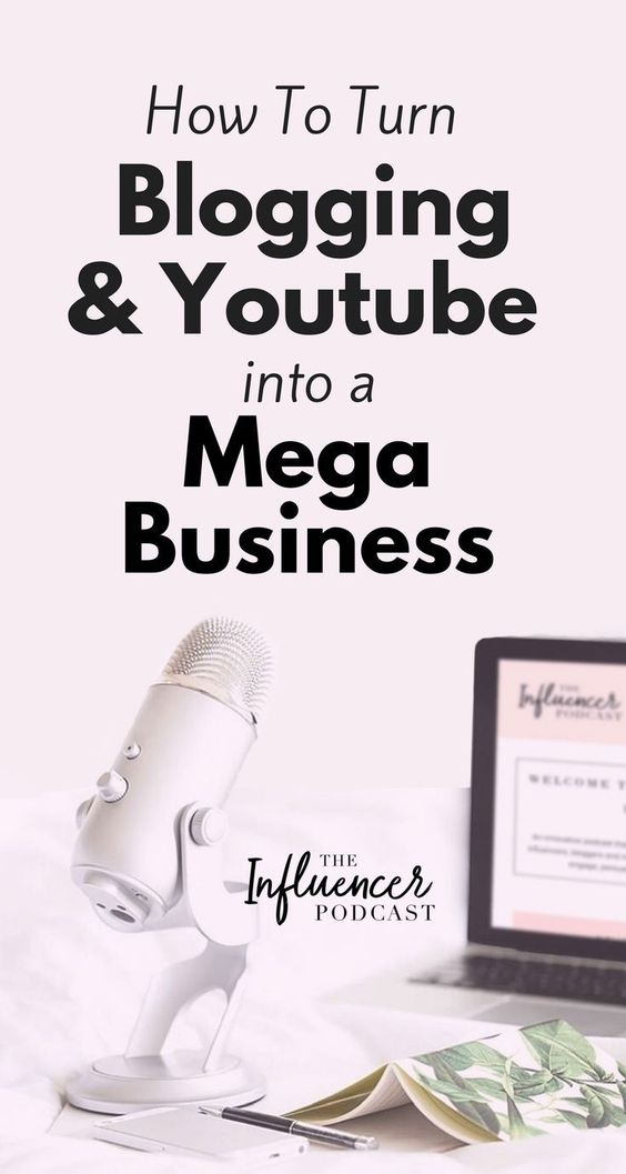 The influencer Podcast. How to Start a Blog and a YouTube Channel and be Successful. Every tip you need to know before starting your blogging career, also you can find useful information for your actual blog. Podcast with Julie Solomon and Angela Lanter, listen to it on the website and iTunes. #podcast #influencer #marketing #influencermarketing #JulieSolomon
