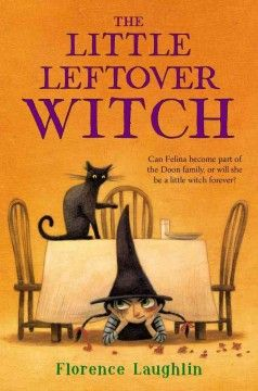 When Felina, a little witch, crash lands on Halloween she discovers that she can't use her magic to enchant a new broom.