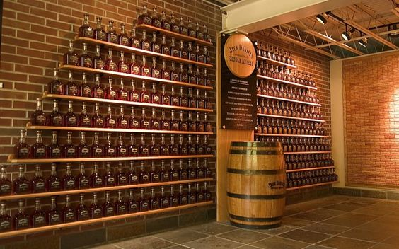 Jack Daniel Distillery   Tennessee ...A little ways out of Nashville but a great trip if you have the time http://www.gallaghergrouprealty.com