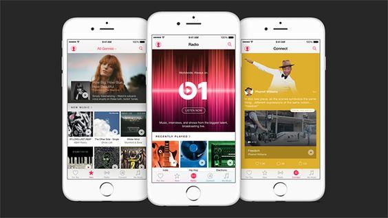 Apple Music  #WWDC15