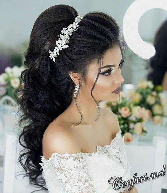 24 Peinados de novia modernos