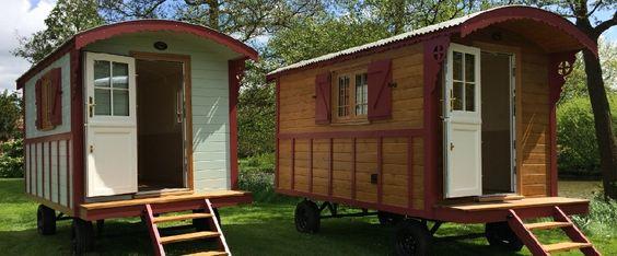 gipsy caravan plans - Google Search