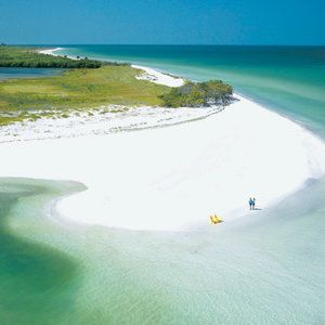 14 Secret Places In America To Visit Now From Chic Glampgrounds To Hidden Beaches These Off Caladesi Island State Park Best Beach In Florida Florida Travel