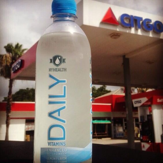 Available in select Citgo Gas stations throughout Tampa!