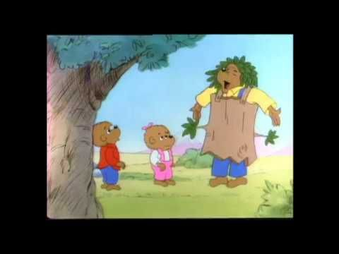 The Berenstain Bears And The Dancing Bees Youtube Berenstain