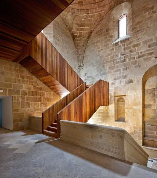 MY MAGICAL ATTIC: SAN TELMO MUSEUM EXTENSION DESIGN BY NIETO SOBEJANO ARQUITECTOS