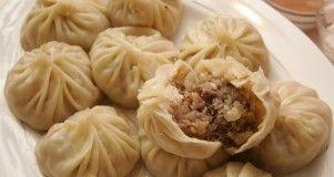 "Traditional famous kyrgyz meal  ""mantu"" Кухни Кыргызстана - Галерея рецептов"