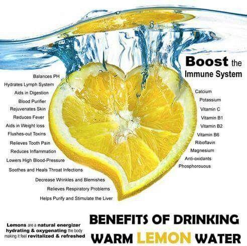 Lemon water benefits 73514
