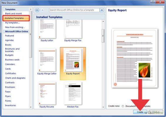 Word 2007 Tutorial 17 - Making A Certificate With A Template - how to make certificates in word